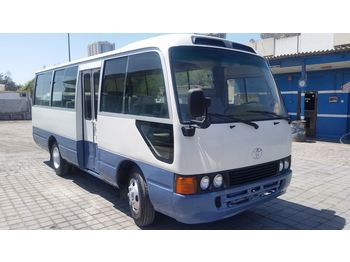 TOYOTA Coaster ...Japan made - not china .....BELGIUM ... - förortsbuss