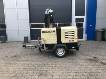 Doosan LSV 9 light tower - belysningsmast
