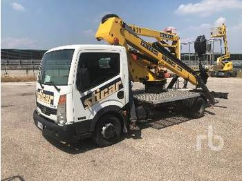 NISSAN CABSTAR 35.11 w/2007 Socage DA20 - billift