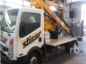 NISSAN CABSTAR 35.11 w/2008 Socage DA20 - billift