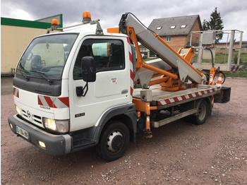 Billift Nissan Cabstar
