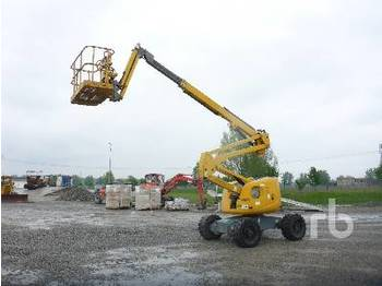 Articulated - bomlift