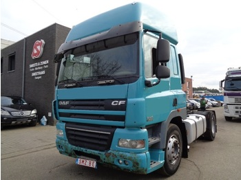 DAF 85 CF 410 spacecab - dragbil