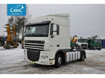 DAF FT XF 105.460 SpaceCab - dragbil