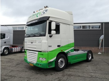 Dragbil DAF XF105-510 4x2 SuperSpaceCab Euro5 - FULL OPTIONS! - Tyres 85% - TOP! - 03/2019 APK