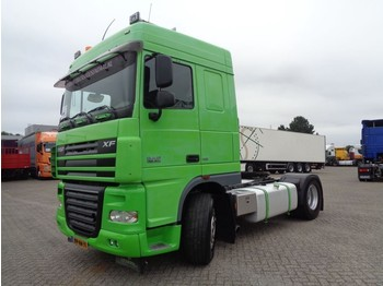 DAF XF 105.410 + Euro 5 + Manual - dragbil