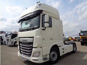 DAF XF 510 + Euro 6 + Retarder + Super Space Cab - dragbil