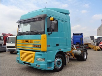 DAF XF 95.430 + Manual - dragbil