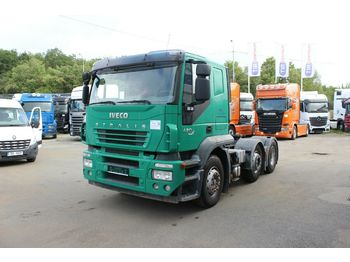 Dragbil Iveco STRALIS ACTIVE TIME 420 , 6X2, HYDRAULICS