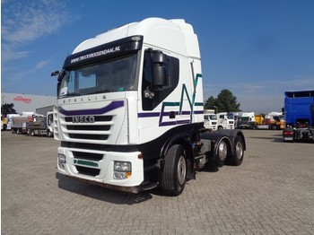 Iveco Stralis 500 + Manual + Euro 5 - dragbil