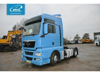 Dragbil MAN TGX 18.440 XXL