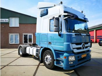 Mercedes-Benz ACTROS 1841 LS MP3 | EURO 5 | EPS | 648 667km  - dragbil