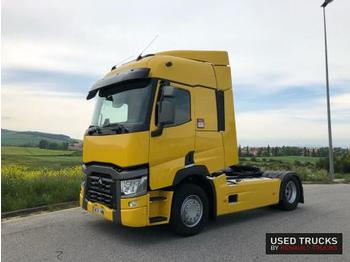 RENAULT T 460 + VOITH RETARDER - dragbil