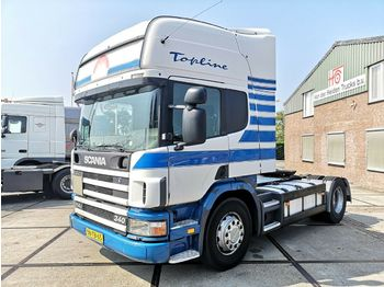 Scania P 114 LA 4X2 NA 340 | Euro 3 | TOPLINE | MANUAL  - dragbil