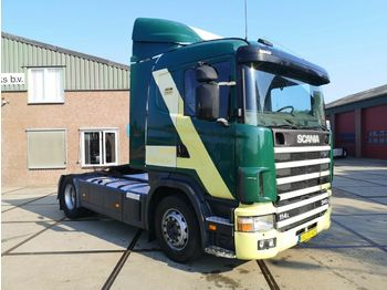Scania R114 4X2 340 | Euro 3 | Retarder | Manual | TUV  - dragbil