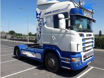 Dragbil Scania R480
