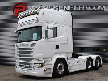 Scania R580 6x4 - dragbil