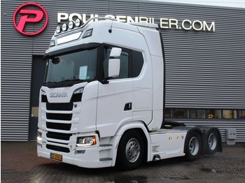 Scania S650 6x2 2950mm - dragbil