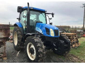 New Holland TS 100 A - jordbrukstraktor