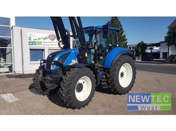 New Holland T 5.100 ELECTRO COMMAND - jordbrukstraktor