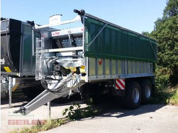 Fliegl ASW 271 Compact FOX TOP LIFT LIGHT 35m³ - traktorvagn