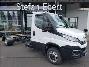 Iveco Daily 50 C 18 Fahrgestell+AHK+DAB+BT+USB+Klima  - chassi lastbil