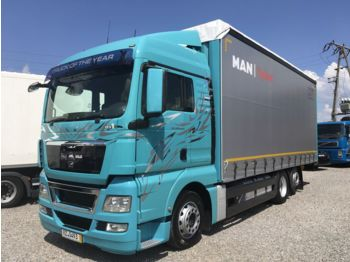 Kapellbil MAN TGX 26.440 E5 EEV 6x2 SUPER STAN !