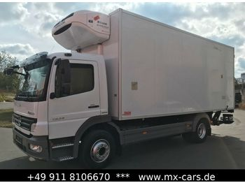 Kylbil lastbil Mercedes-Benz Atego 1524 Kühlkoffer LBW Thermo King T-600 R