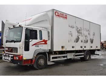 Lastbil med skåp VOLVO FL615 250
