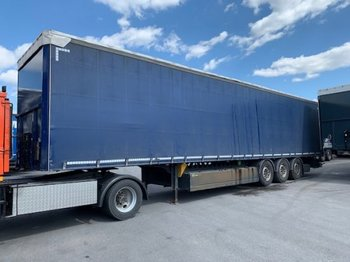 Kapell semitrailer Berger SAPL 24 Light, 5205kg !!!