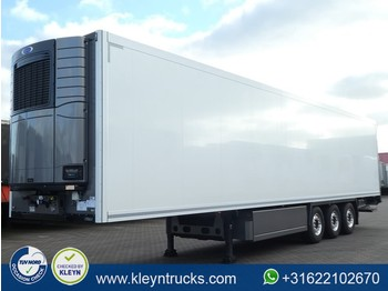 Kyl/ frys semitrailer Krone SD TAILLIFT 2x lift axle saf