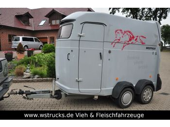 Westfalia Vollpoly 2 Pferde  - djurtransport trailer
