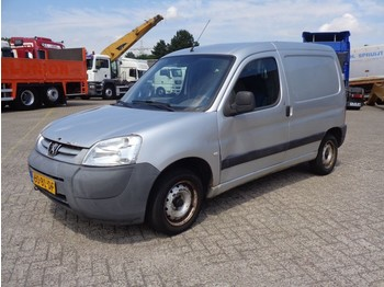 Peugeot Partner 170C 1.9D + Manual - skåpbil