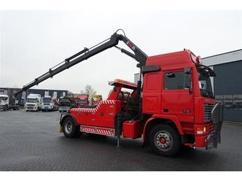 Bärgningsbil Volvo F12.400 4X2 RECOVERY WITH HIAB 17-5
