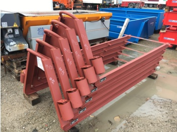 Container CTS kroghejs ramme